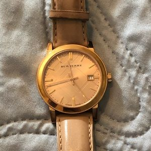 Burberry used watch